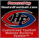 Inexpensive Football Team and League Website Solutions